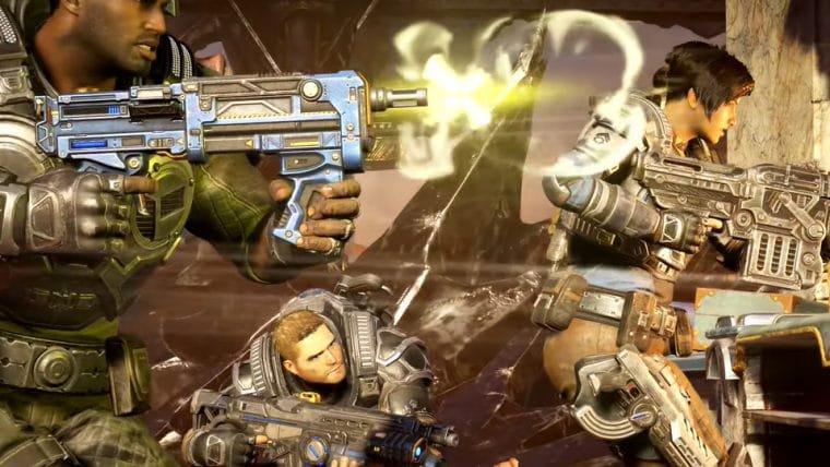 Gears 5 | Testamos o modo horda na Gamescom 2019