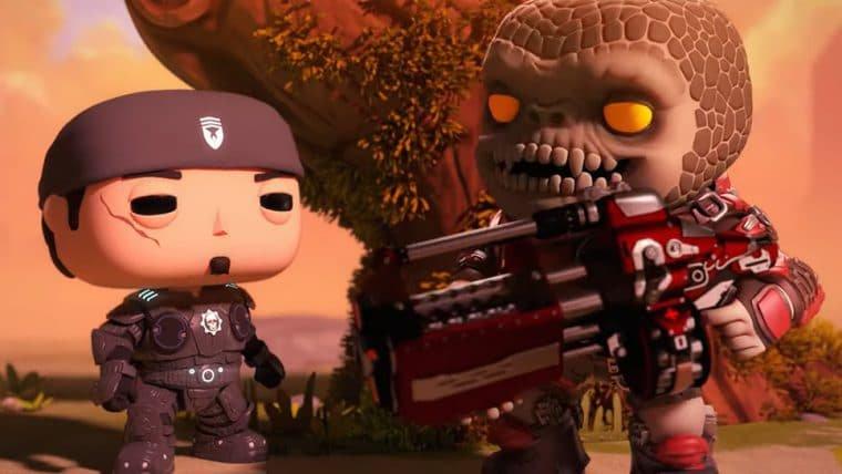 Gears POP! | Jogo mobile ganha trailer e data de lançamento na Gamescom 2019