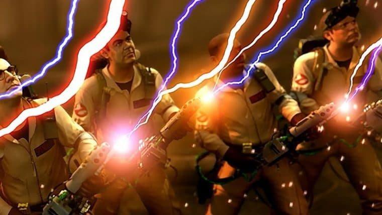 Remasterização do jogo de Ghostbusters será lançado bem a tempo do Halloween