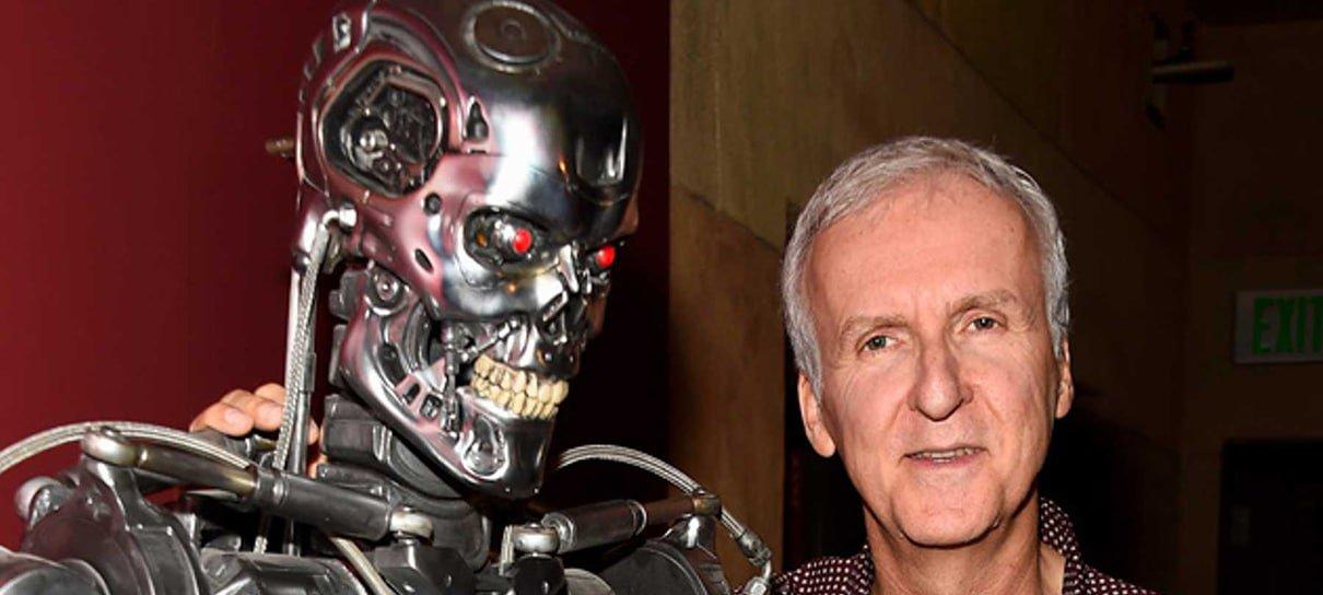 James Cameron quer uma nova trilogia para O Exterminador do Futuro