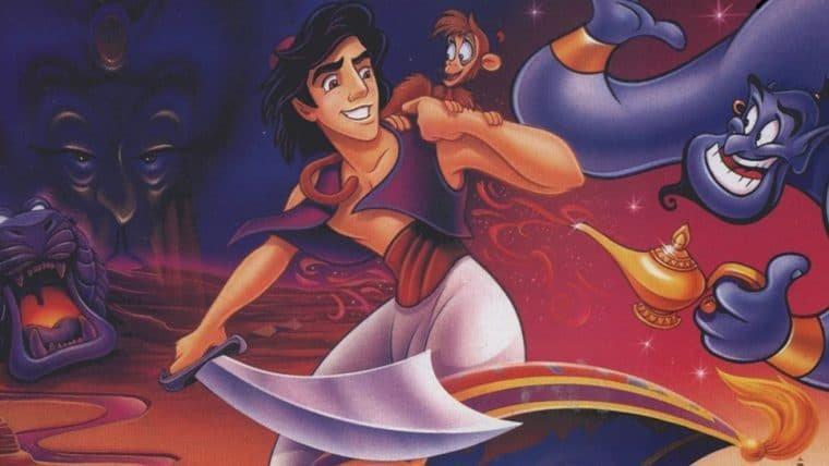 Jogos de Aladdin e O Rei Leão, clássicos do SNES, vão ganhar remasterização