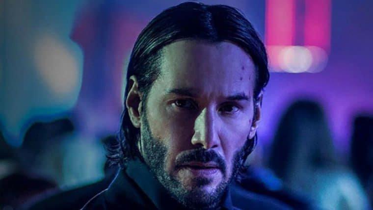 Keanu Reeves conta sobre os bastidores das cenas de motos de John Wick 3 - Parabellum