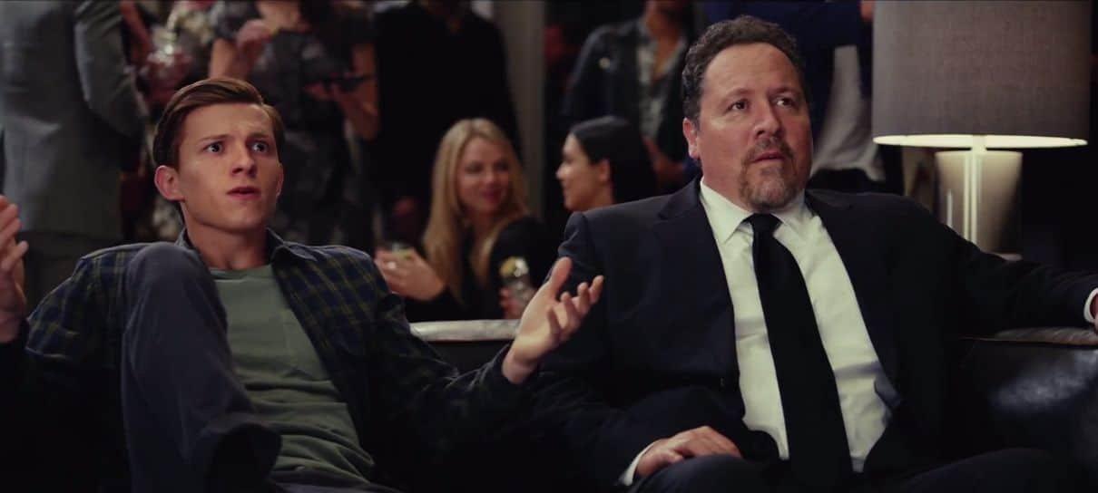 Jon Favreau tem esperança de que o Homem-Aranha continue no MCU