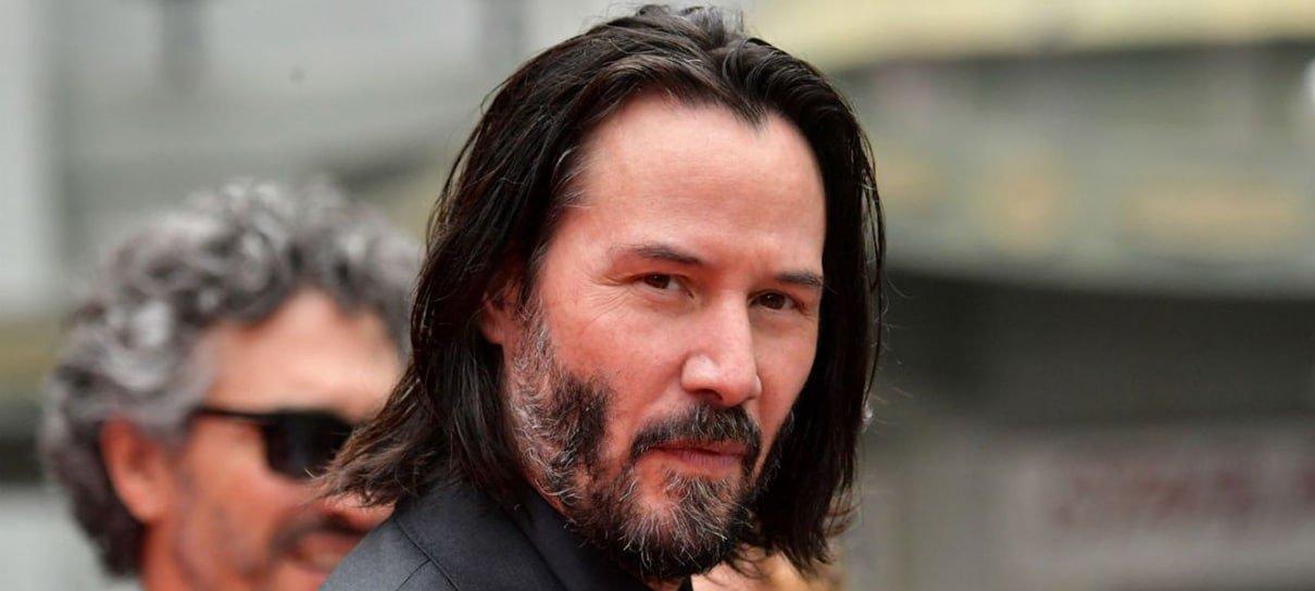 Série produzida por Keanu Reeves é gravada em São Paulo