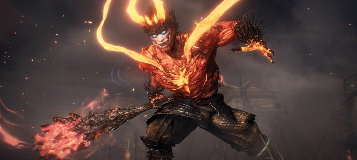 Koei Tecmo divulga novas imagens impressionantes de Nioh 2