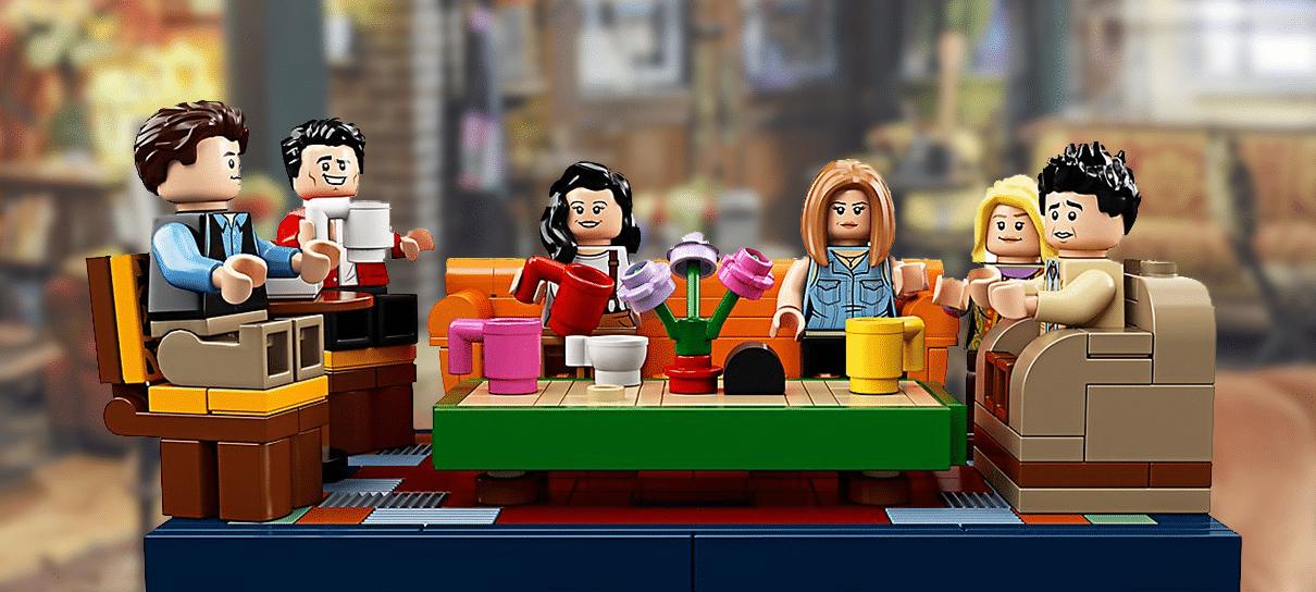 Friends ganha linha de LEGO para comemorar 25 anos de série