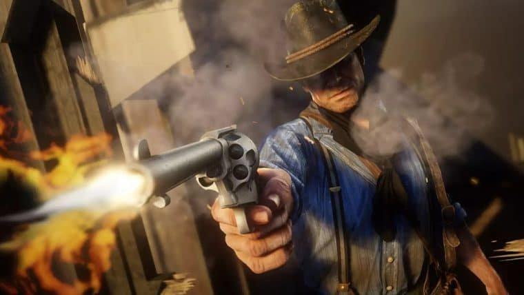 Mais de 25 milhões de cópias de Red Dead Redemption 2 foram enviadas às lojas
