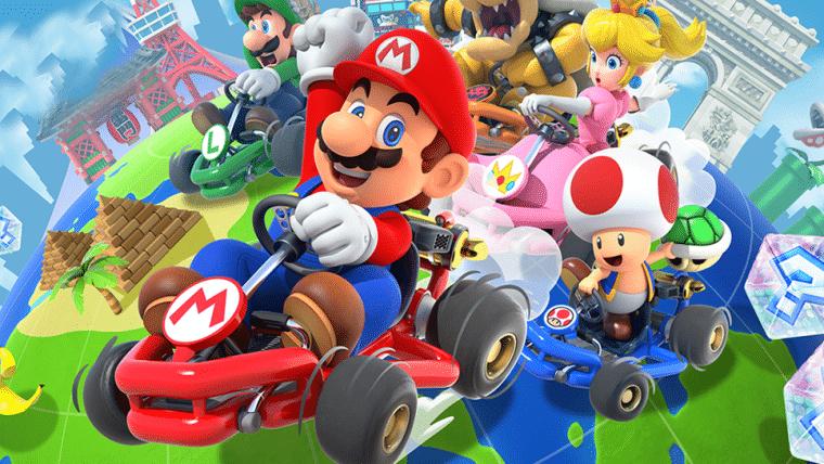 Mario Kart Tour ganha data de lançamento