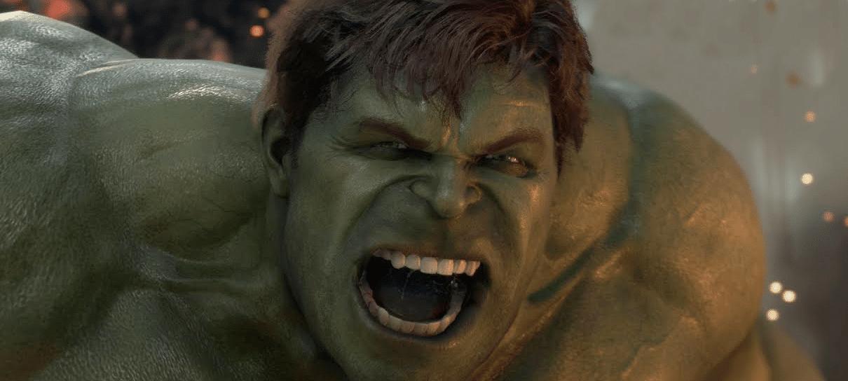 Jogamos Marvel's Avengers e poderia ter sido melhor