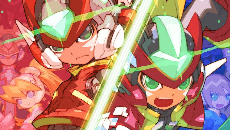 Coletânea de Mega Man Zero e ZX será lançada para consoles e PC