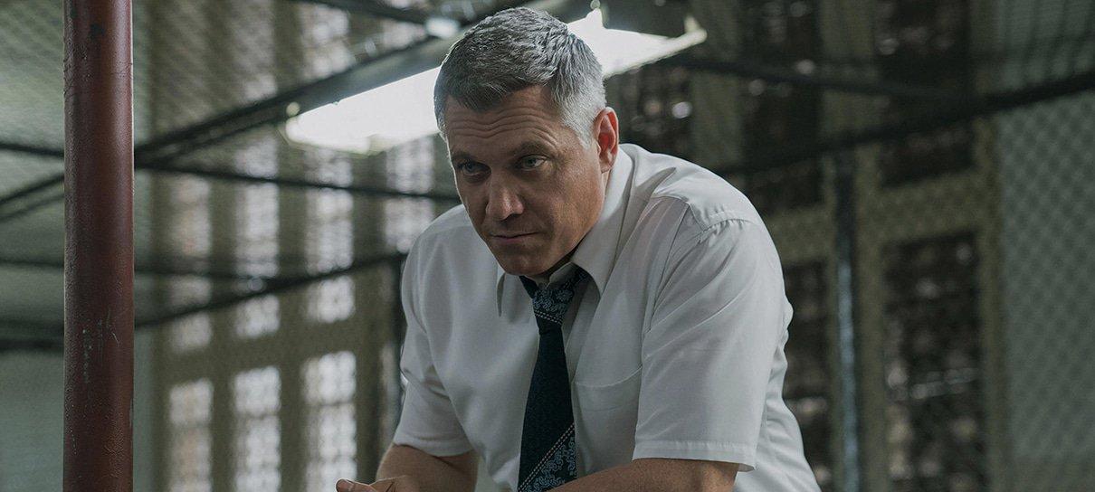 Mindhunter foi pensada para cinco temporadas, diz ator