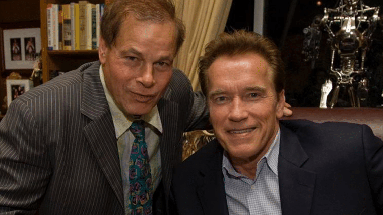 Arnold Schwarzenegger publica homenagem emocionante após morte de Franco Columbu