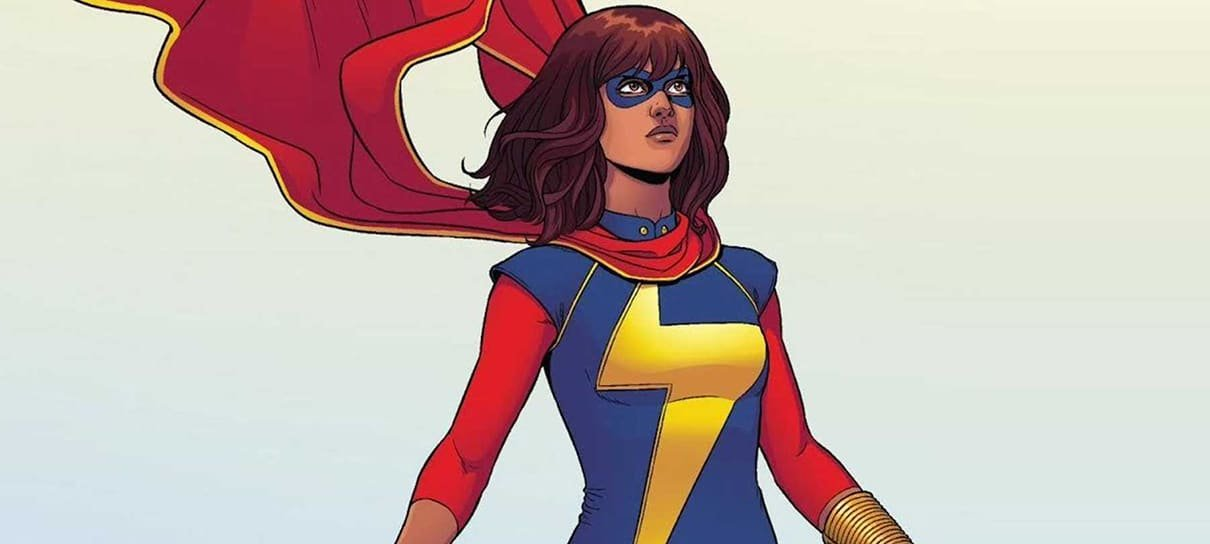 Ms. Marvel terá série live-action na Disney +