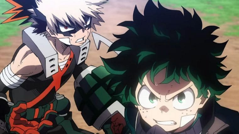 My Hero Academia: The Movie – HEROES: RISING ganha primeiro teaser
