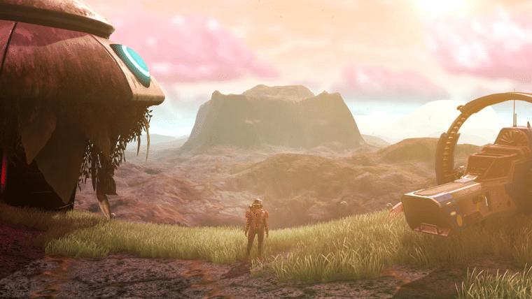 No Man's Sky | Próxima atualização trará suporte a VR