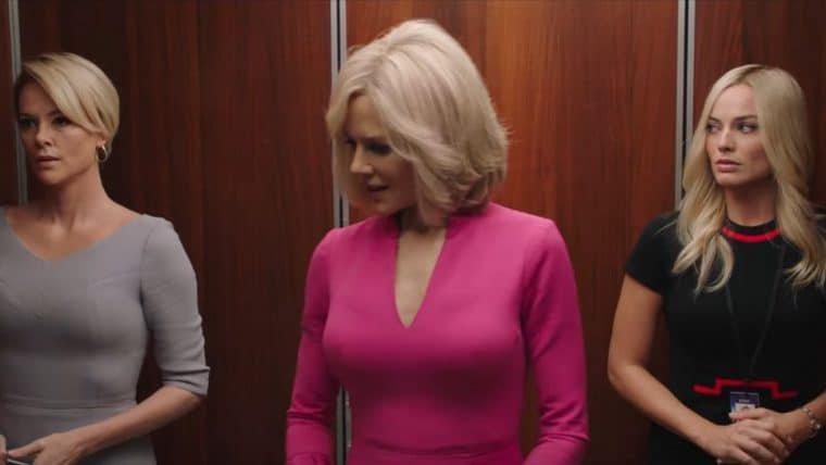 O Escândalo | Teaser reúne Charlize Theron, Nicole Kidman e Margot Robbie
