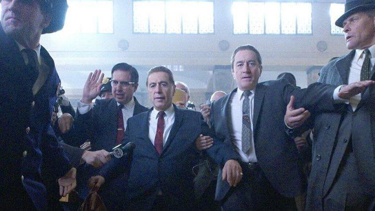 O Irlandês, novo filme de Martin Scorsese, ganha datas de lançamento