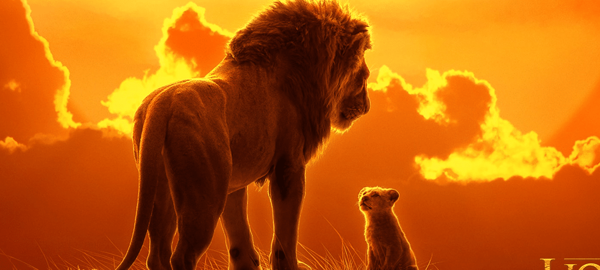 O Rei Leão é o remake de maior bilheteria da Disney