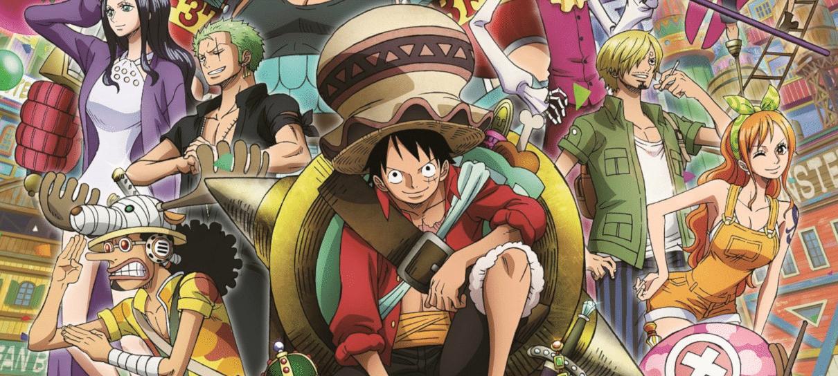 One Piece: Stampede quebra recorde de bilheteria no Japão