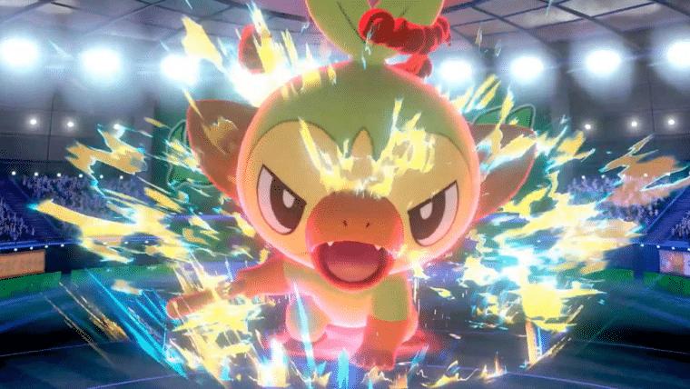 Pokémon Sword & Shield   Novo vídeo foca nas batalhas entre treinadores