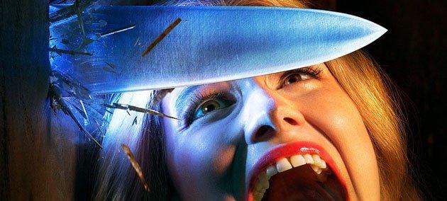 American Horror Story: 1984 faz referência aos antigo filmes slashers em pôster