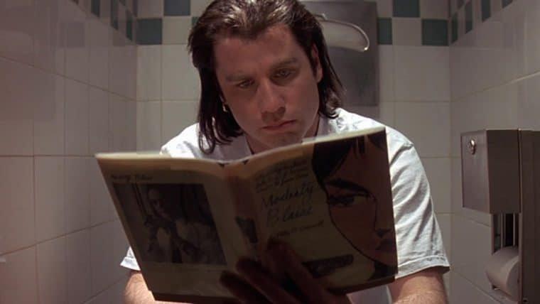 Pulp Fiction é o filme mais