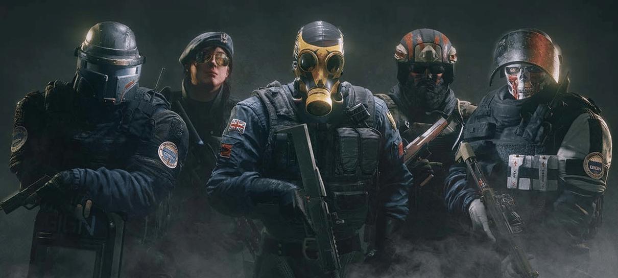 Tom Clancy's Rainbow Six Siege está gratuito por uma semana