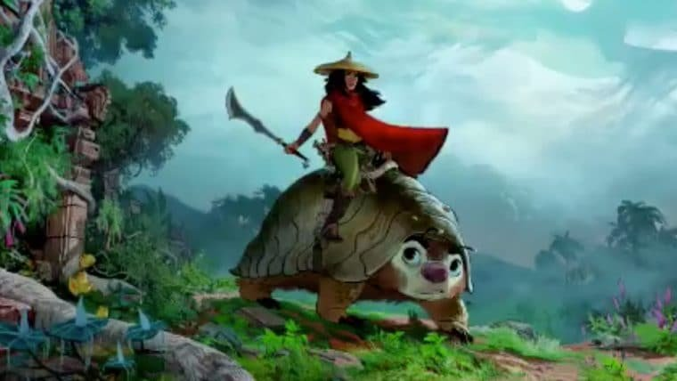 Raya and the Last Dragon | Disney revela arte conceitual de sua nova animação