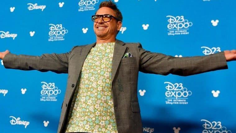 Robert Downey Jr. se torna uma Lenda da Disney; veja os outros homenageados