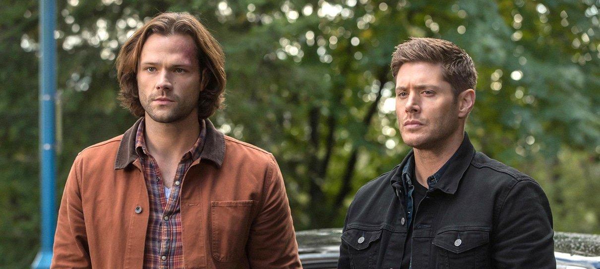 Sam e Dean ganham novos visuais para a última temporada de Supernatural