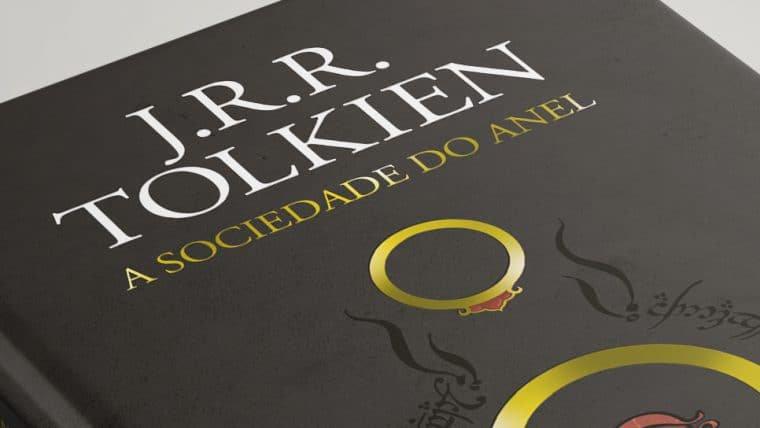 O Senhor dos Anéis | Confira as capas da nova edição com exclusividade