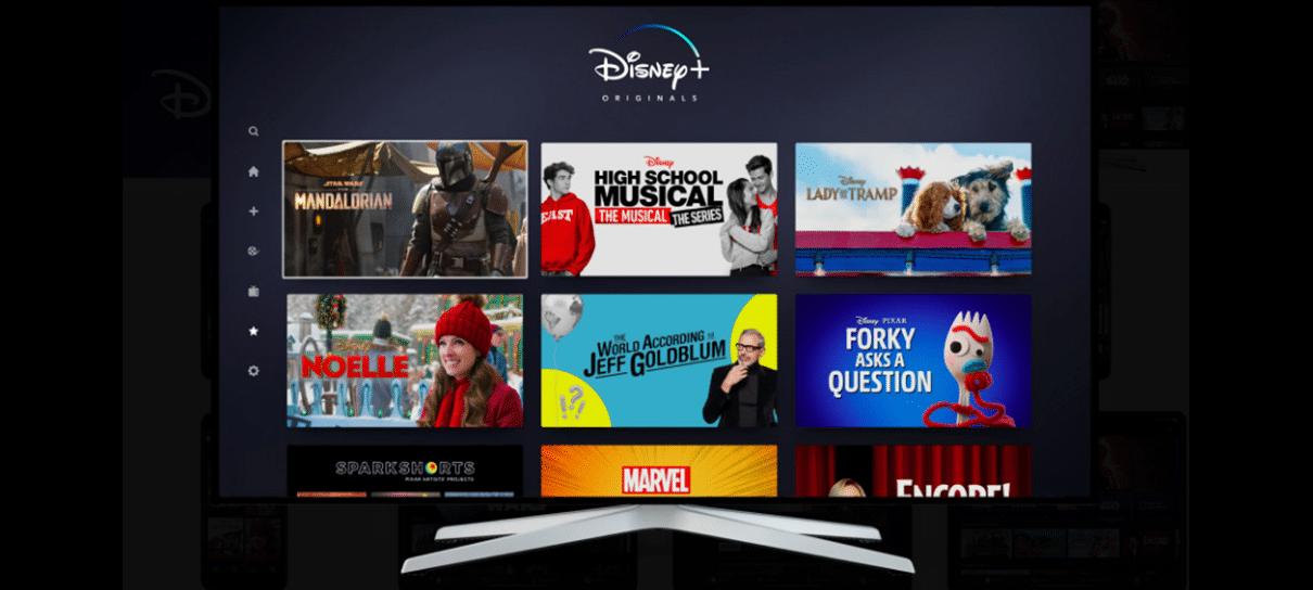 Séries do Disney+ terão episódios lançados semanalmente
