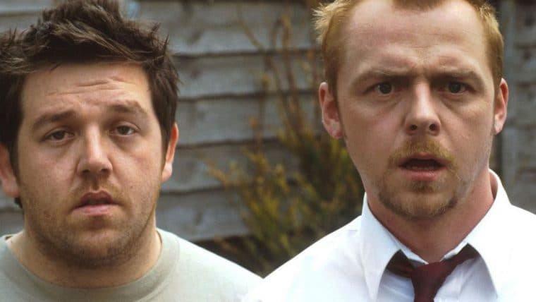 Truth Seeker   Simon Pegg e Nick Frost vão estrelar comédia de terror
