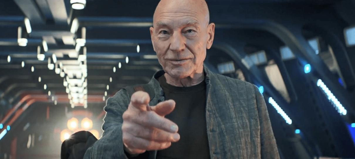 Star Trek: Picard terá história anterior à serie em HQ e livro