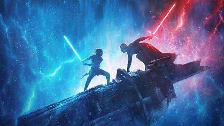 Star Wars: A Ascensão Skywalker   Novo pôster conta com um vilão conhecido