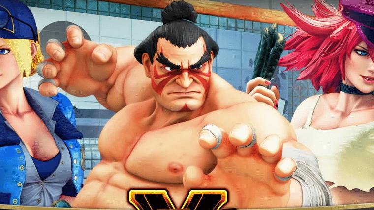 Street Fighter V | E. Honda, Poison e Lucia são os próximos personagens do jogo