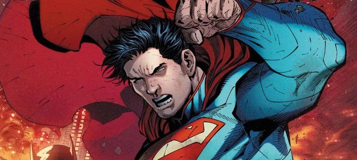 Superman pode aparecer na segunda temporada de Titãs