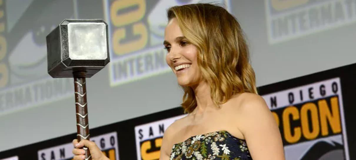 Taika Waititi já terminou de escrever o roteiro de Thor: Amor e Trovão