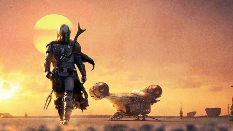 The Mandalorian | Confira o primeiro pôster da série live-action de Star Wars