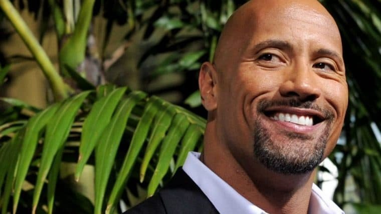 The Rock volta a ser o ator mais bem pago do mundo
