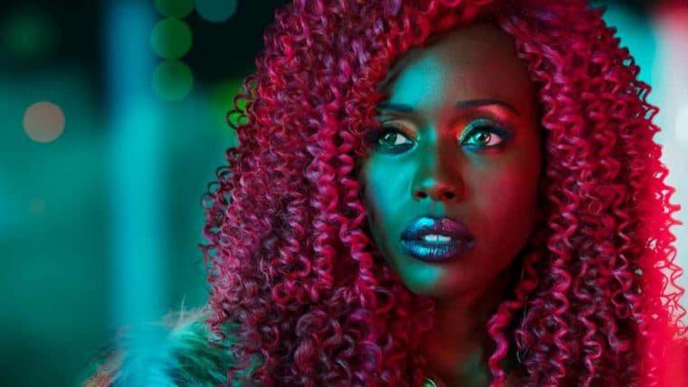 Titãs | Anna Diop mostra visual que pode ser da segunda temporada