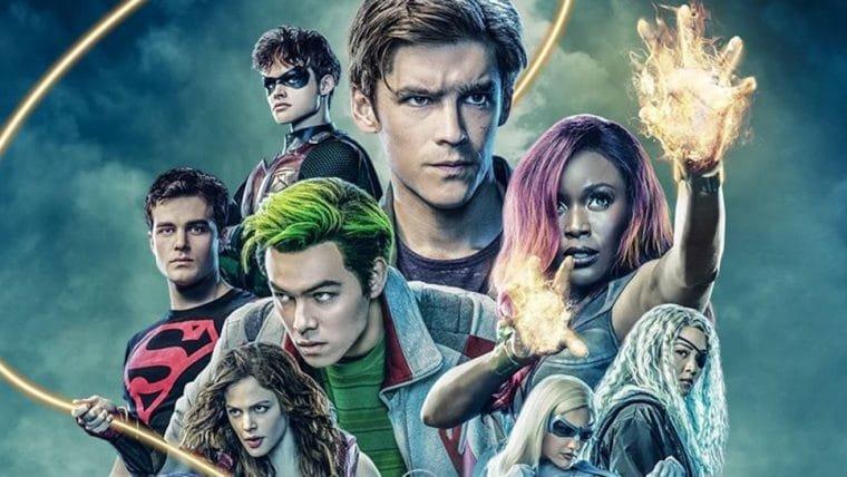 Titãs | Segunda temporada ganha cartaz com os heróis e Exterminador