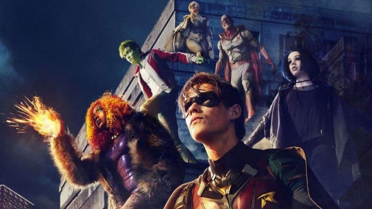 Titãs | Superboy encontra Krypto em trailer da segunda temporada