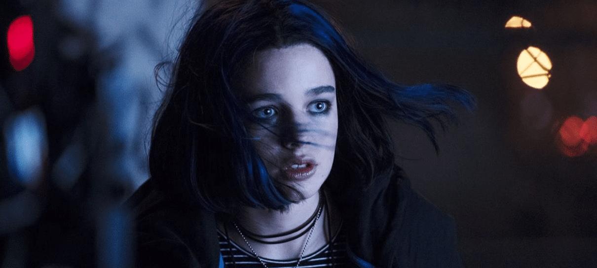 Titãs   Atriz mostra foto da Ravena na segunda temporada da série