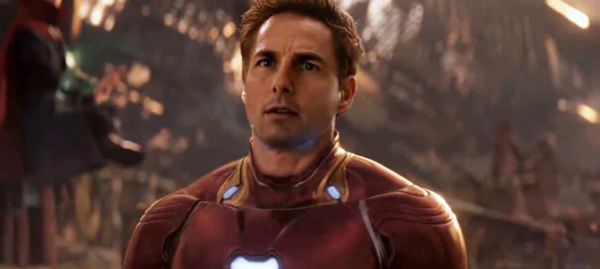 Tom Cruise vira o Homem de Ferro em vídeo deepfake