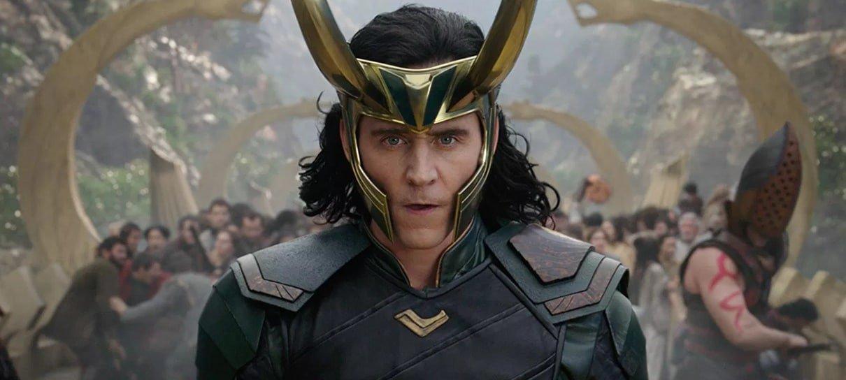 Tom Hiddleston revela que série do Loki terá seis horas de duração