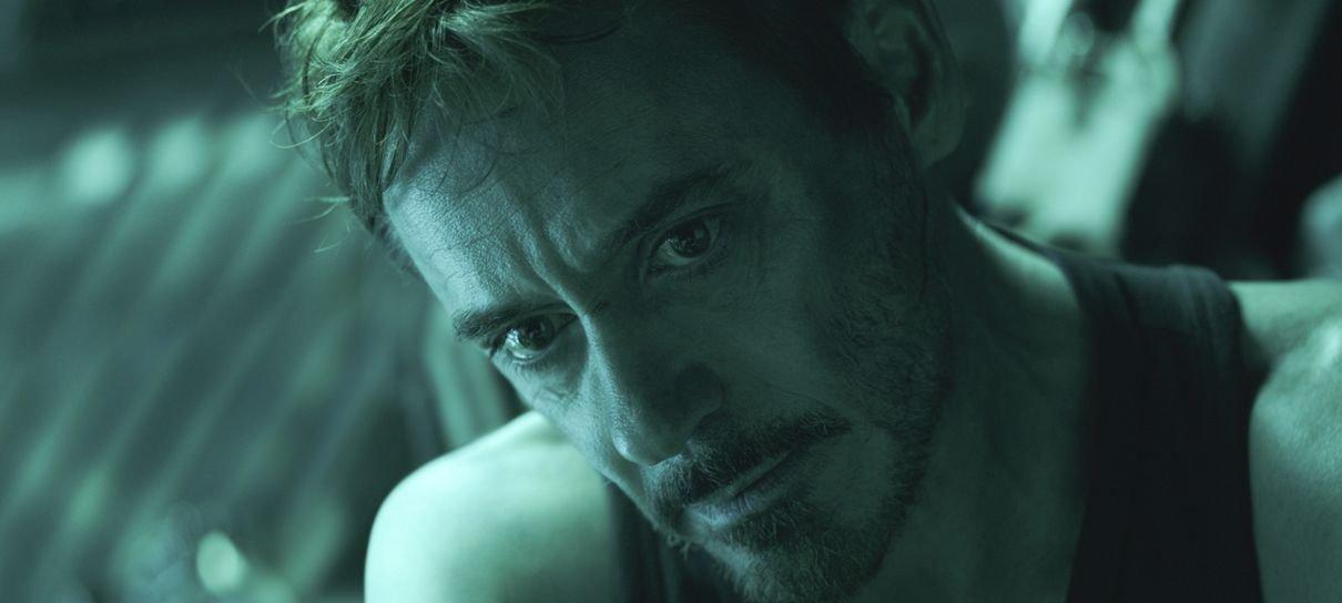 Vingadores: Ultimato   Diretores zombam de declaração falsa sobre Tony Stark