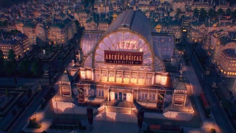 ANNO 1800 revela novos DLCs em trailer da Gamescom 2019
