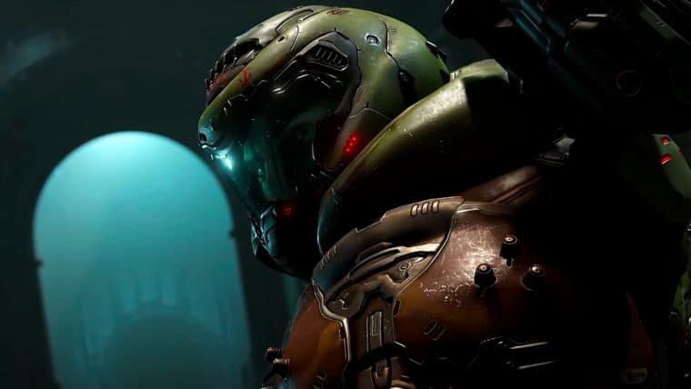 Trailer mostra Doom Eternal para Stadia