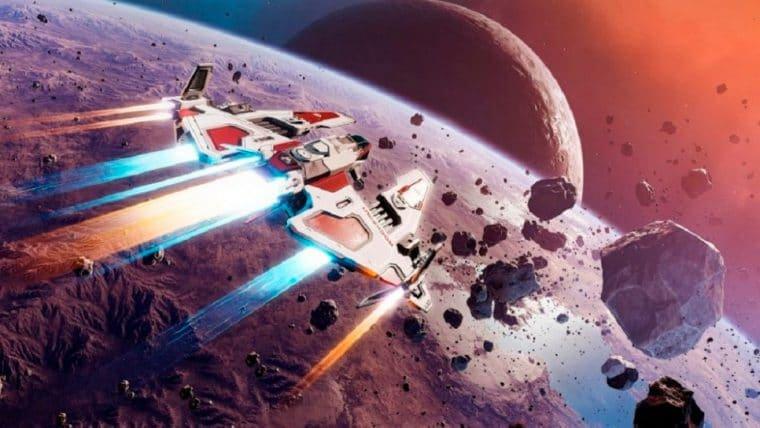 Everspace 2 é anunciado com trailer e gameplay